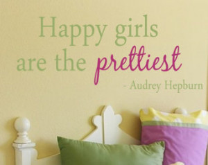 for teenage quotes wall coverings girl kids room girl wall art ...