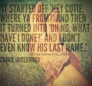 carrie underwood so small carrie underwood song quotes