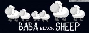 Black Sheep Facebook Cover