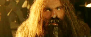 It is indeed the dwarves that go swimming with little hairy women ...