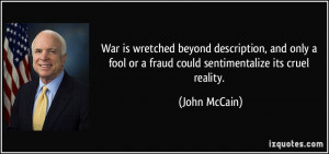 More John McCain Quotes
