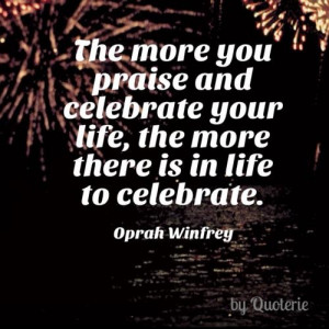 Oprah Winfrey Famous Quotes