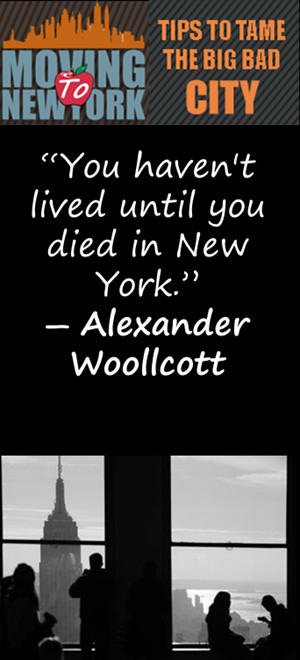 New York City Quotes - Alexander Woollcott