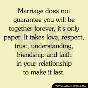 Essay on love faith and trust