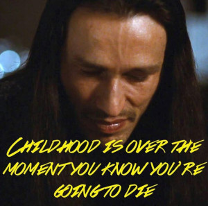 The Crow Quotes