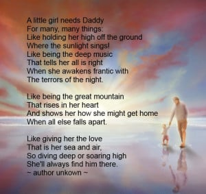 dad poems from daughter dad poems from daughter dad poems