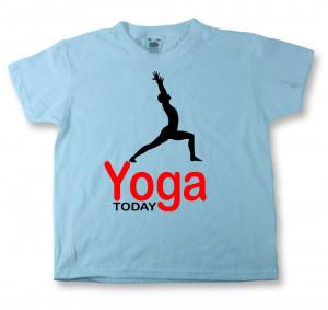 Funny Yoga Sayings Image is loading kids-funny-sayings-t-shirts-yoga ...
