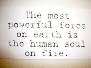 soul on fire - Ferdinand Foch