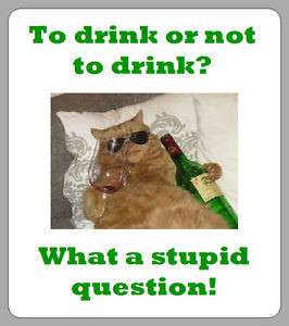 FUNNY-CAT-CUTE-QUOTES-HOMEMADE-BEER-ALE-WINE-LABELS-X12-HOMEBREW ...