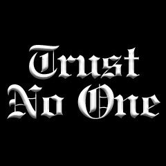 Do you find it hard to trust people?