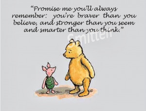 Displaying 17> Images For - Winnie The Pooh Quotes About Life...