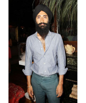 ... Diamonds Are a Choreographer's Best Friend: Waris Ahluwalia #NYC