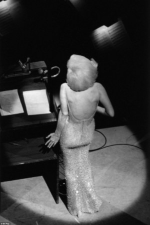 Fifty years ago on May 19 1962 Marilyn Monroe performed one the most ...