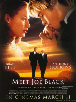 anthony hopkins meet joe black quote