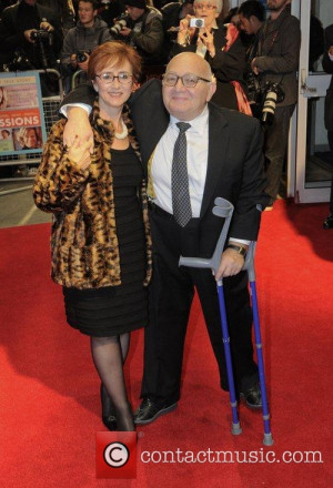 ben lewin and wife 56th bfi london 4129637