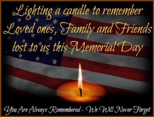 when is memorial day 2015 in usa.