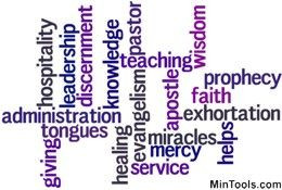 What are your spiritual gifts? These are gifts listed in key Scripture ...
