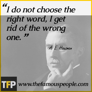 do not choose the right word, I get rid of the wrong one.