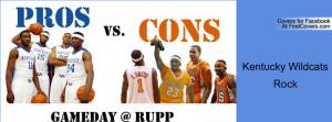 Kentucky Wildcats Basketball Facebook Cover