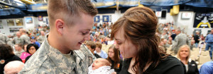 """Guard Spouses Aren't """"Real"""" Army Wives?"""