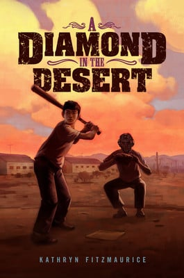 Today's Pick : A Diamondin the Desert by Kathryn Fitzmaurice