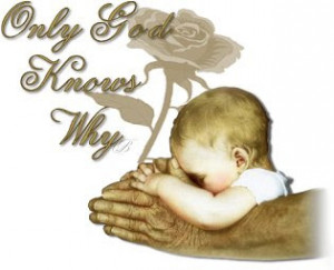 Only God knows ....