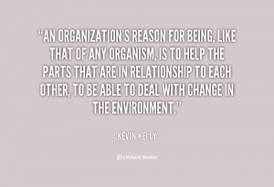 Quotes About Organizational Change