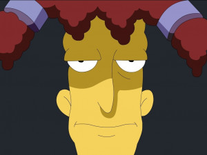 The Simpsons Sideshow Bob