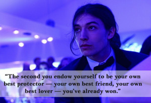 Lessons On Life And Love From The Mystical Being That Is Ezra Miller