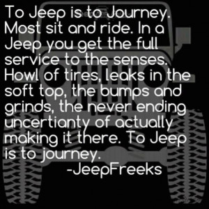 Jeep Sayings Slogans Lets...