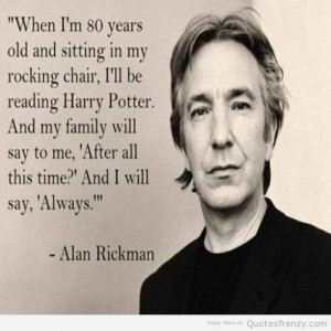 Harry Potter Snape Quotes (4)