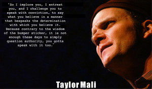 – Taylor Mali motivational inspirational love life quotes sayings ...