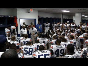 AU Football: Every Day… Chizik's SEC Championship Pre-Game Speech ...