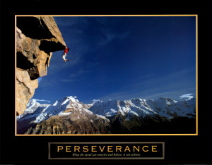 Perseverance Quotes and Persistence Quotes