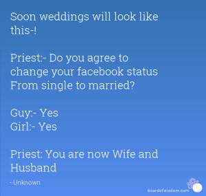 single quotes for facebook status
