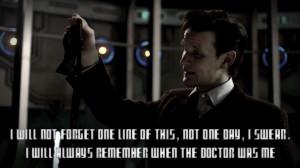 Doctor Who Quotes Matt Smith Matt Smith 11th Doctor Final