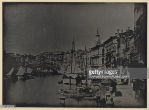 News Photo A daguerreotype taken by Alexander John Ellis