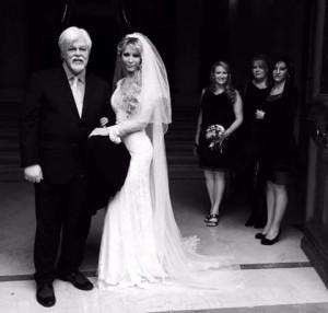 Paul Watson & His wife Yana