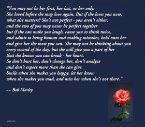 Bob marley quotes about love uuitu bob marley quotes about women