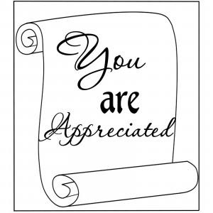 You are Appreciated I Appreciate You Quotes