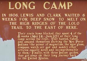 Lewis and Clark expeditie 1806 jpg