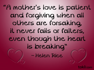 Mother's Day [QUOTE]