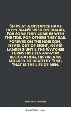 Zora Neale Hurston quotes | Zora Neale Hurston picture quotes - Ships ...