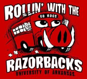 Arkansas Razorbacks Go Hogs !!