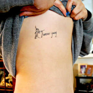 Now, I already have my next tattoo planned and it looks something like ...