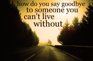 goodbye quotes, Best goodbye quotes, saying goodbye