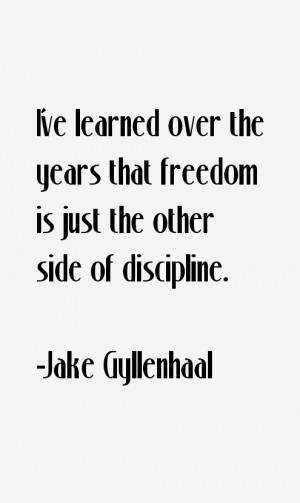 Jake Gyllenhaal Quotes & Sayings