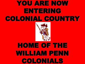 William Penn High School Delaware