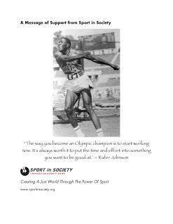 The Center for the Study of Sport in Society and the Olympism Project ...