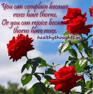roses AND thorns-quotes